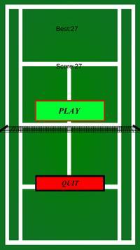 Kick Tennis poster