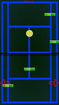 Kick Tennis screenshot 1