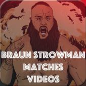Braun Strowman Matches icon