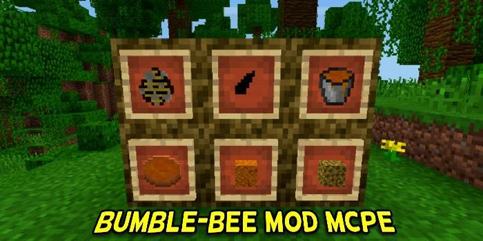 Bumble-Bee Mod MCPE for Android - APK Download