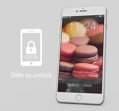 Macaron Sweet Light Mimi App Lock poster