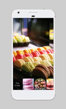 Macaron Sweet Light Mimi App Lock screenshot 2