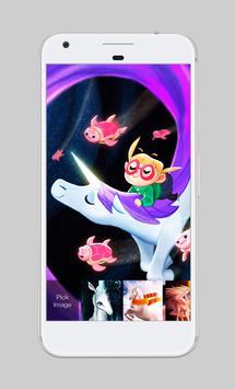Unicorn Art App Lock apk screenshot