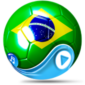 Brazil Flag Wallpaper 3d icon