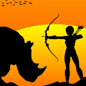 Archery Safari Hunting icon