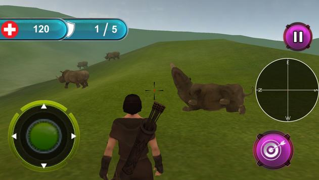 Archery Safari Hunting screenshot 4
