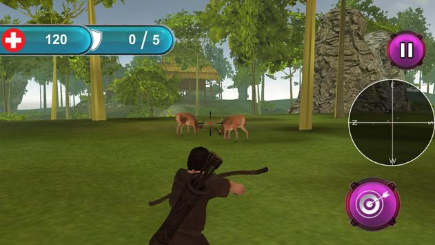 Archery Safari Hunting screenshot 8