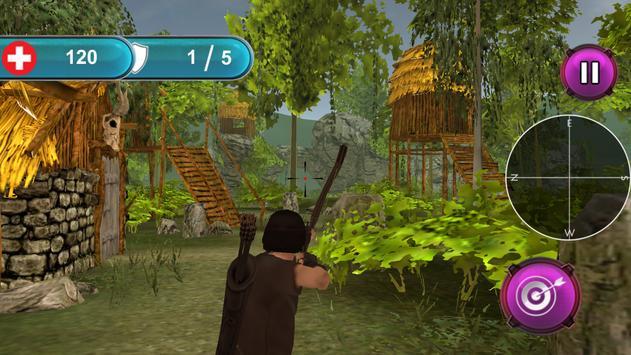 Archery Safari Hunting apk screenshot
