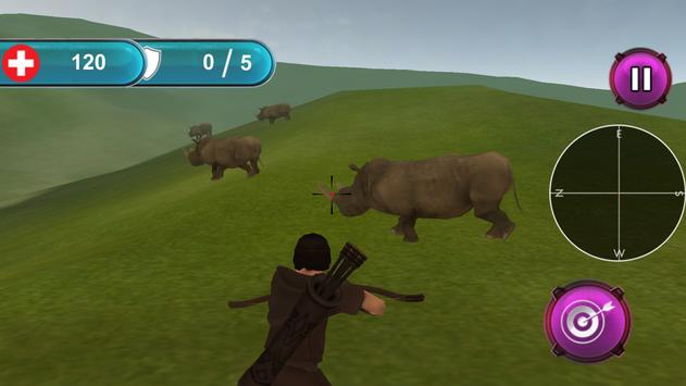Archery Safari Hunting screenshot 11