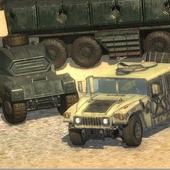 Army Vehicle Driving Simulator icon