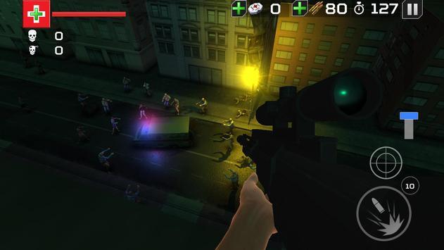 Dead Shot Zombie Hunter apk screenshot