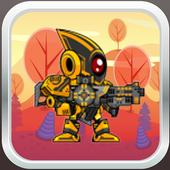 Yellow Robot icon
