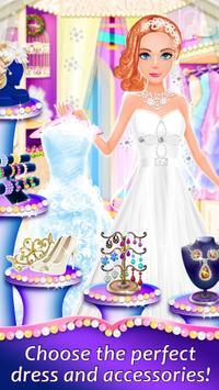 Wedding Spa Dress up Salon - Bridal Fashion Games screenshot 1