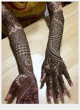 Bridal Mehndi Designs screenshot 1