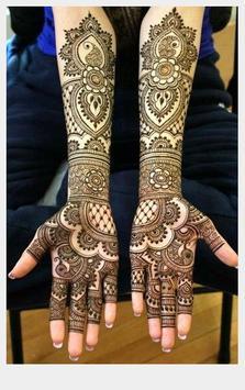 Bridal Mehndi Designs screenshot 2
