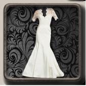 Bridal Dress Photo Montage icon
