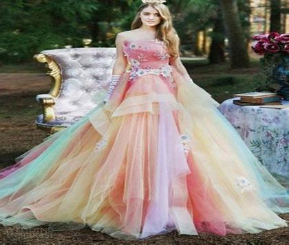 Bridal Gown Design Ideas screenshot 4
