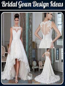 Bridal Gown Design Ideas poster