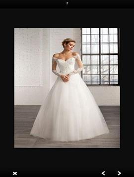 Bridal Gown Design Ideas screenshot 1