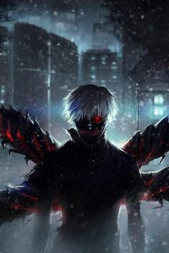 Brilliant Ghoul Wallpaper Art apk screenshot