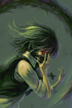 Brilliant Ghoul Wallpaper Art screenshot 22