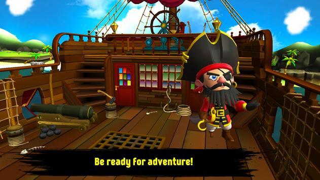 Captain Vector's Treasure poster