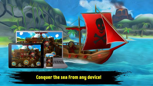 Captain Vector's Treasure screenshot 1