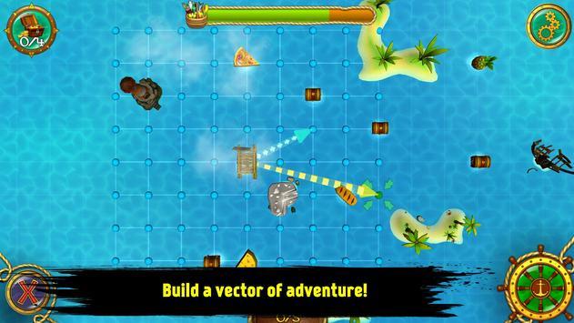 Captain Vector's Treasure screenshot 5