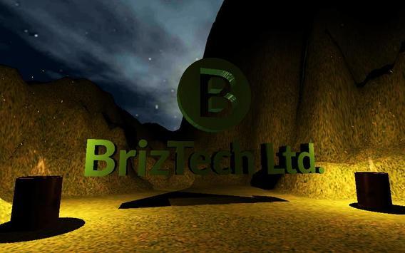 BrizTech Zombie Wandering VR screenshot 4