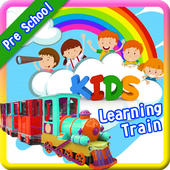 Kids Learning Train Fun For Toddlers PreSchool icon