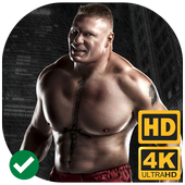 Brock Lesnar Wallpapers HD 4K icon