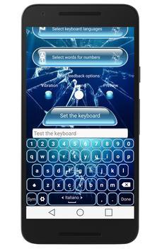 Broken Glass Keyboard apk screenshot
