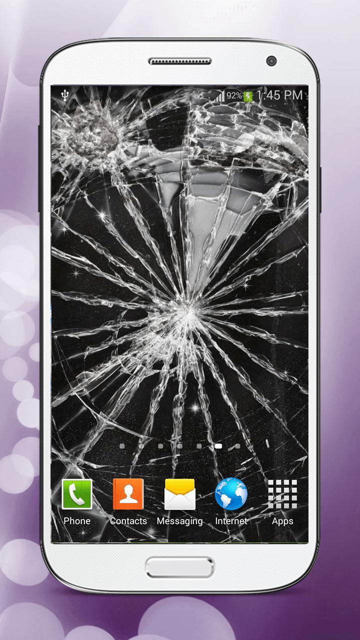 الشاشة المكسورة خلفيات حية For Android Apk Download