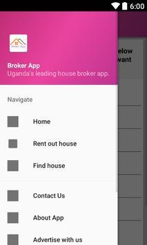 Broker App Uganda: Rent or find a house to rent poster
