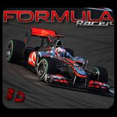 Formula Racing 2018 Racer icon