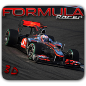 Formula Racing 2018 Racer icon