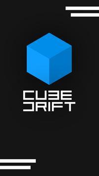 Cube Drift poster