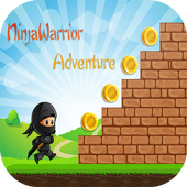NinjaWarrior Adventure Game icon