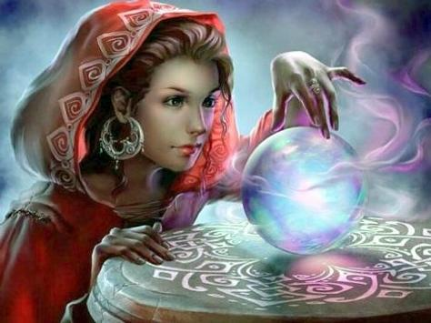 Real Fortune Teller - Clairvoyance Crystal Ball for Android