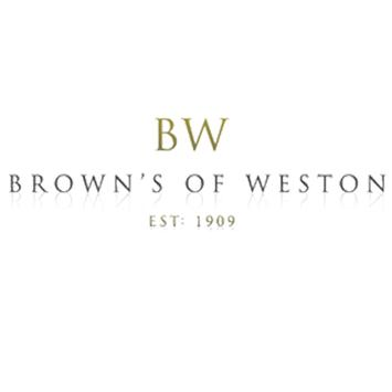 Browns of Weston poster