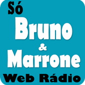 Bruno e Marrone Web Rádio icon