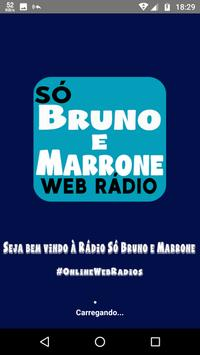 Bruno e Marrone Web Rádio poster