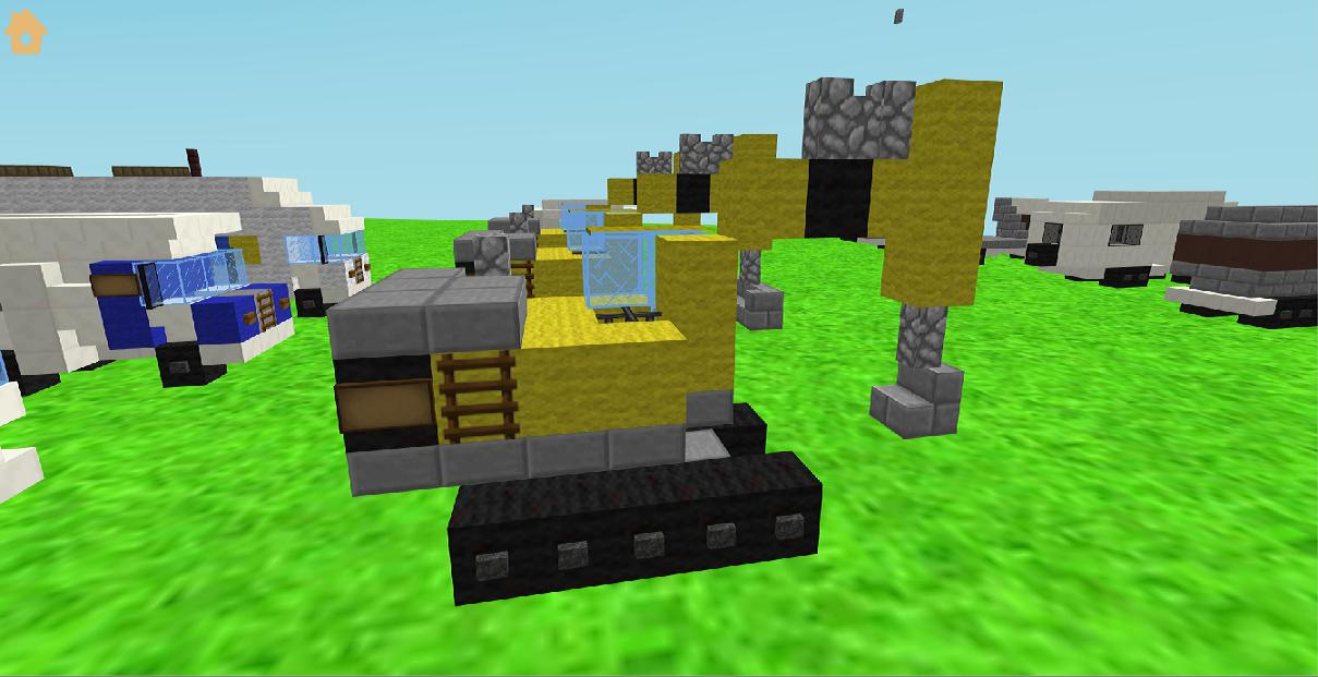 Car build ideas for Minecraft for Android - APK Download
