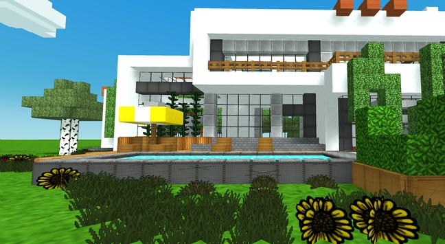 Amazing Minecraft House Ideas For Android APK Download - Cool minecraft house idea