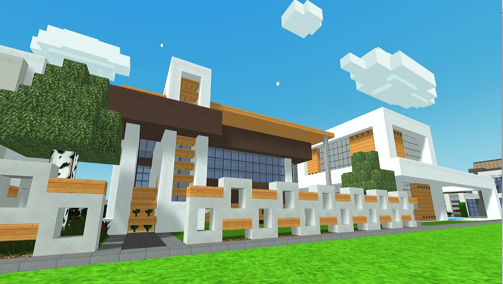 Amazing Build Ideas For Minecraft For Android Apk Download