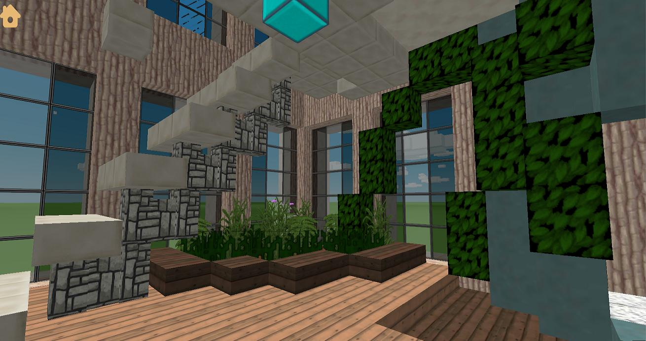 Penthouse build ideas for Minecraft cho Android - Tải về APK