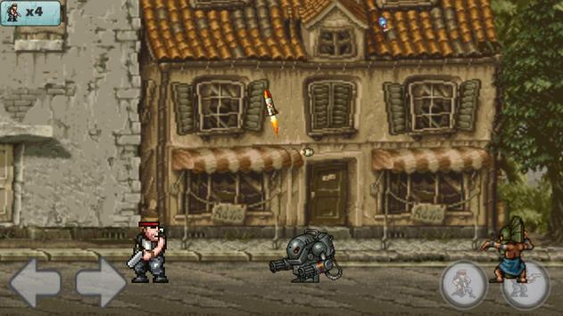 Metal Soldier-Brutal Gun Slug apk screenshot