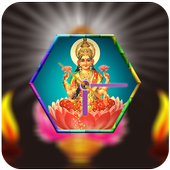Lakshmi Maa Clock Live WP icon
