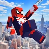 Cube Sipder Hero Mutant 3D icon