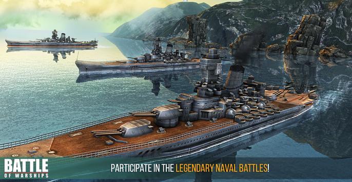 Battle of Warships poster